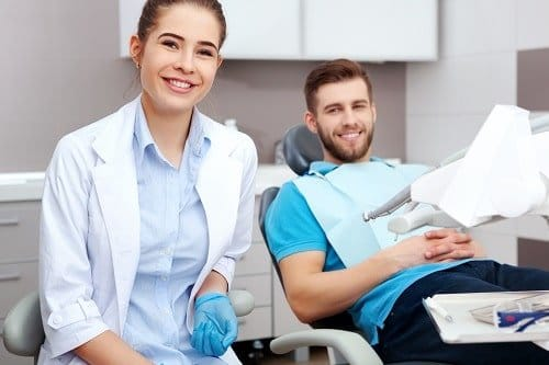 best cosmetic dentist in Town West TX